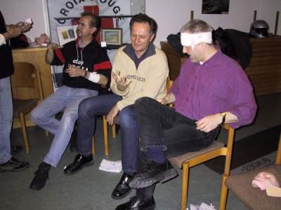 Erste Hilfe Kurs Februar 2004