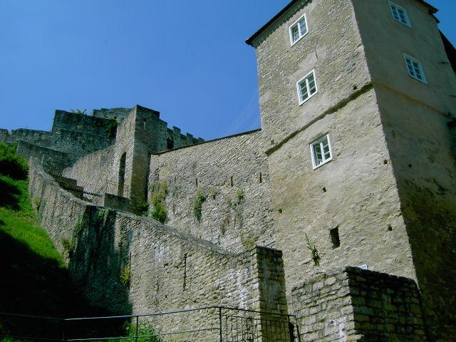 Burg Pappenheim im Altmühltal