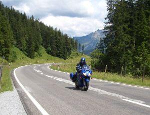 Auf dem Weg zum Col du Pillon