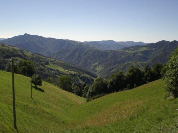 Ausblicke vom Passo di Zambla