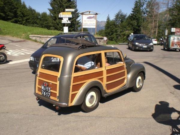 Es gibt tatsächlich alte Fiats