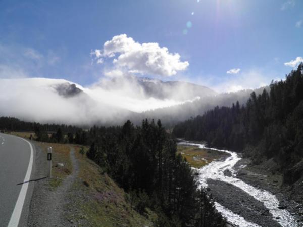 Alpenüberfahrt als Saisonabschluss