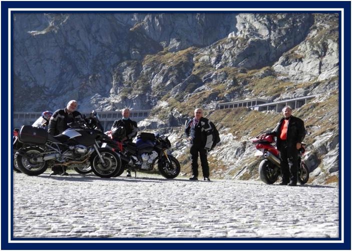 Schweizer Alpen 2011