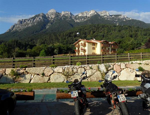 Trentino August 2012