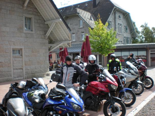 8-6-4-3 Ausflug in den Schwarzwald