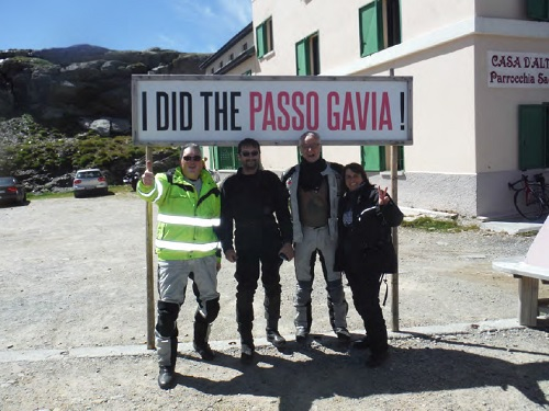 Michael's Trentino-Tour