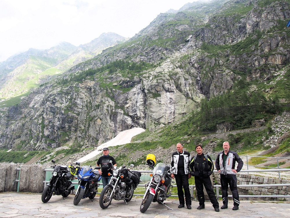 Ausflug ins Piemont