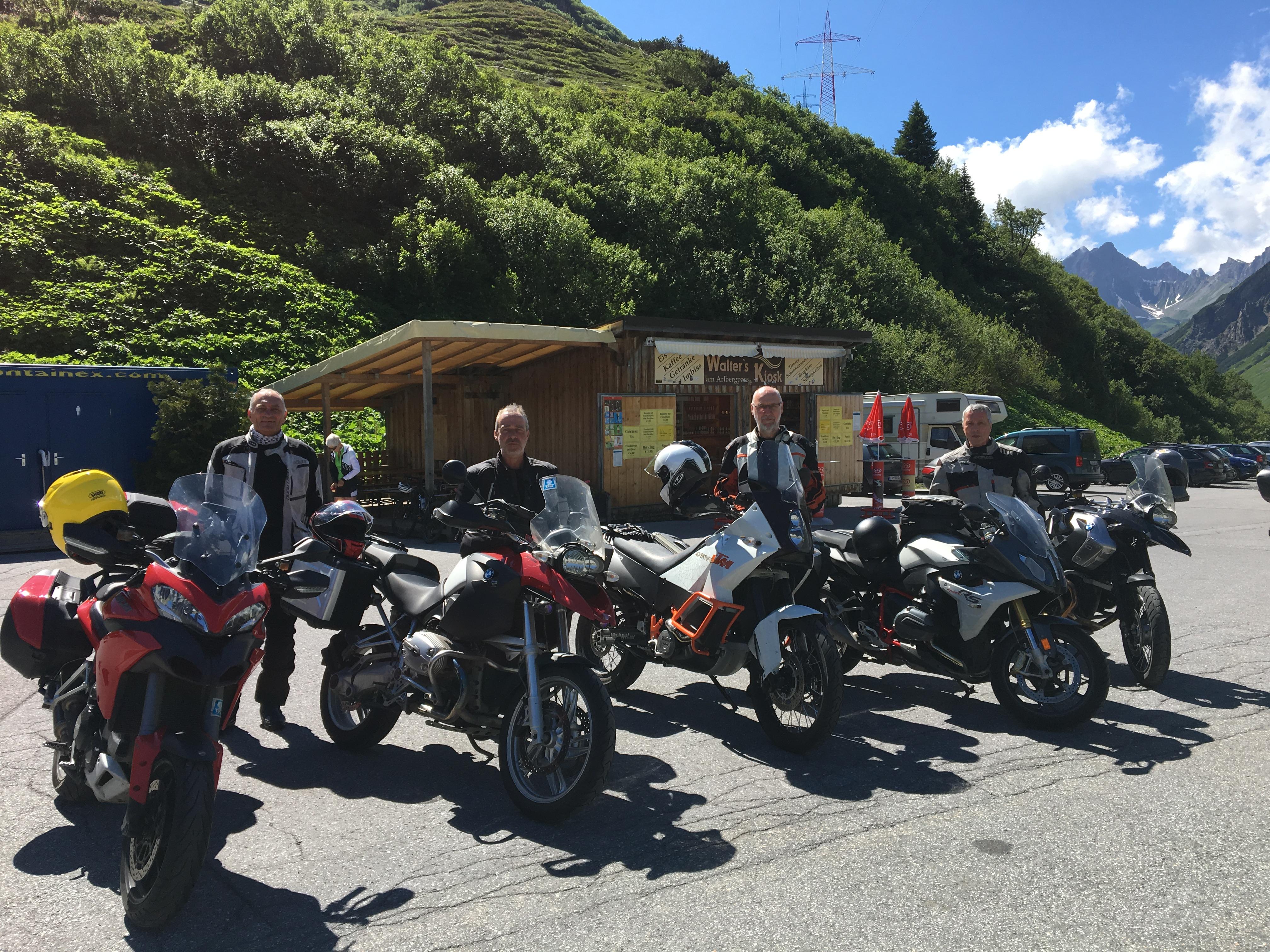Trentino Juli 2020